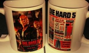 Tặng 5 chiếc cốc sứ cực cute cho fan của phim Die Hard 5