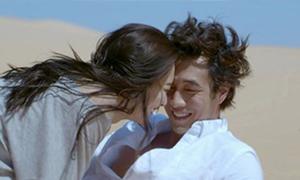 So Ji Sub khóa môi Shin Min Ah trên đồi cát Mũi Né