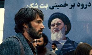 'Argo' bị cấm chiếu ở Iran