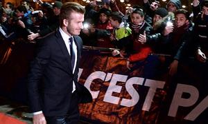 PSG trải thảm đỏ chào đón Becks xung trận