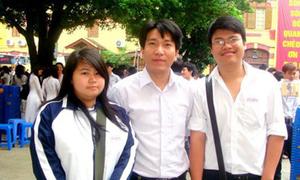 Luyện thi đại học: 7 thầy giáo Toán có tiếng nhất Hà Nội