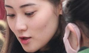Thí sinh dự thi sáng bừng Học viện điện ảnh Bắc Kinh