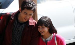 Taec Yeon 2PM cùng 'vợ hờ' đi hưởng tuần trăng mật
