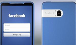 Điện thoại Facebook do HTC sản xuất