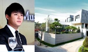 'Siêu nhà' đáng ghen tị của sao Hàn