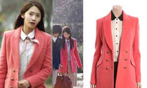 Mặc blazer duyên dáng như YoonA