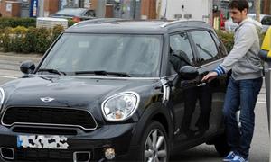 Casillas chơi sang tặng bạn gái siêu xe