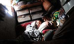 Cuộc sống trong căn nhà vỏn vẹn 2 m2 giữa Sài Gòn