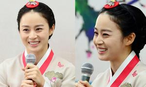 Kim Tae Hee lần đầu nói về bạn trai Bi Rain