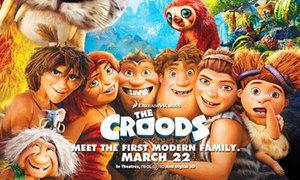 'The Croods' - Phiên bản 'Avatar' hoạt hình siêu hấp dẫn