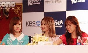 T-ara mong trở lại Việt Nam du lịch