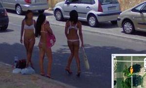Ảnh chụp kỳ quặc từ Google Street View