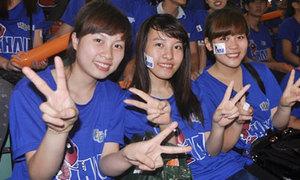Giải thể thao sinh viên Việt Nam tưng bừng ngày khai mạc