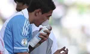 ĐT Argentina khó thở đồng loạt