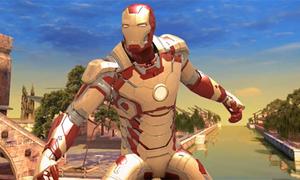 Game 'Iron Man 3' sắp xuất hiện trên iOS và Android