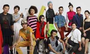 Lộ diện 12 thí sinh xuất sắc nhất Project Runway Việt