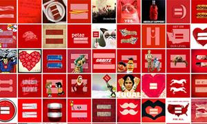 Rầm rộ 'chiến dịch đỏ' ủng hộ người đồng tính