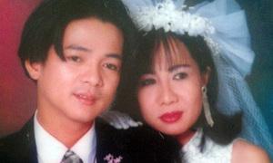 Vũ Hà khoe ảnh cưới 20 năm trước