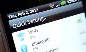 Khôi phục mật khẩu Wi-Fi trên Android