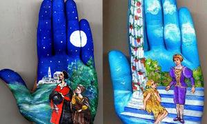 Bàn tay đẹp như truyện cổ tích