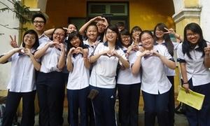 CLB 'Phóng viên teen' dễ thương của trường Trần Đại Nghĩa