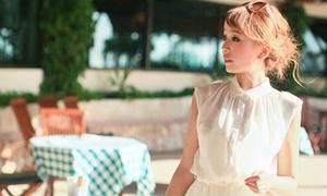 Shirt dress - kiểu váy dễ mặc cho nhiều phong cách