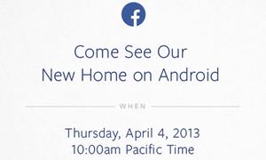 Facebook có thể trình làng smartphone vào 4/4
