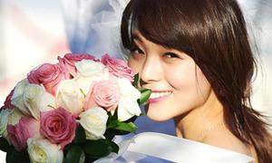 Sun Ye (Wonder Girls) có bầu