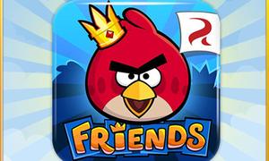 Rovio sắp ra Angry Birds Friends cho di động