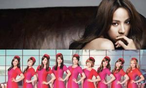 SNSD, Lee Hyori rục rịch trở lại vào tháng 5