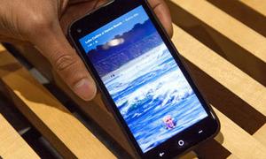 HTC có thể ra 'em song sinh' của điện thoại Facebook