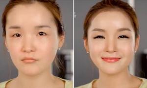 Clip: vài mẹo makeup đặc trưng kiểu Hàn