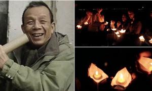 Giới trẻ làm clip rơi nước mắt tưởng nhớ 'trưởng thôn' Văn Hiệp