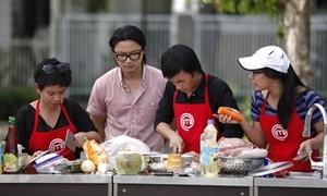 Giám khảo Vua đầu bếp chê thí sinh nấu ăn 'khó nuốt'