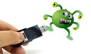 Bảo vệ máy tính khỏi virus từ USB