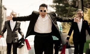 KBS cấm chiếu MV 'Gentleman' vì phá hoại của công