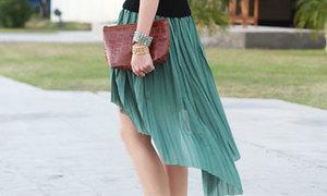 Tậu váy đẹp cho kỳ nghỉ lễ nào