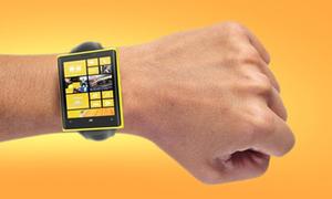 Microsoft sắp ra đồng hồ thông minh