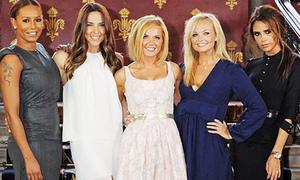 Các nàng Spice Girls ngày ấy - bây giờ
