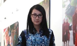 Kathy Uyên sẽ sang Đài Loan gặp cha con Smith