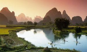 Dòng sông thi ca ở Trung Quốc
