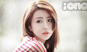 Quỳnh Anh Shyn mix đơn giản mà chất như Park Sora