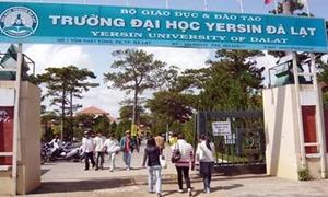 Đề án tuyển sinh riêng của 4 trường ĐH ngoài công lập
