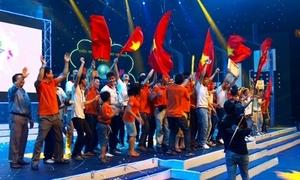 ĐH Lạc Hồng vô địch Robocon Việt Nam 2013