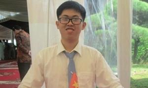 'Chàng trai vàng' tại Olympic Vật lý châu Á