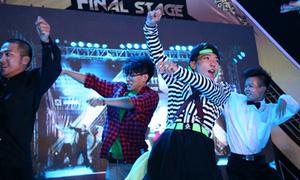 Những bước nhảy cuồng nhiệt của chung kết Move It
