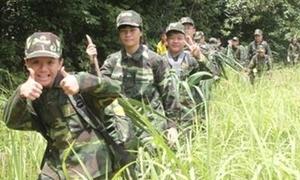 Teen trưởng thành hơn từ Học kỳ trong quân đội