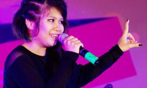 Nữ rocker đăng quang quán quân Lomo's Got Talent