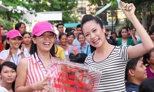 Dương Triệu Vũ, Thanh Thúy vừa hát vừa xin tiền