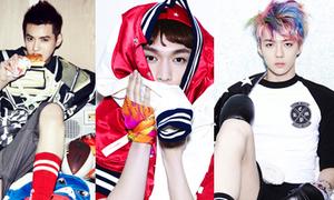 EXO tung trọn bộ teaser hình ảnh mới toe
